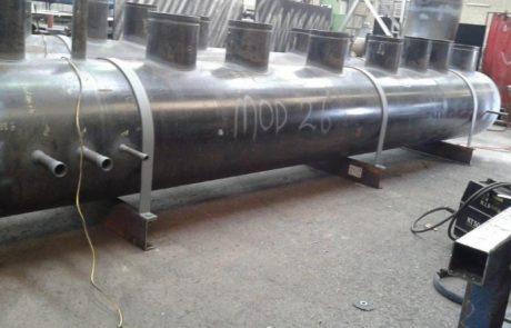 pressure pipe welding & fabrication